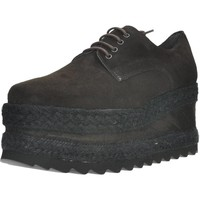 Chaussures Femme Derbies Mamalola 522J Marron