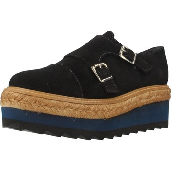 Chaussures Femme Mocassins Mamalola 532J Noir
