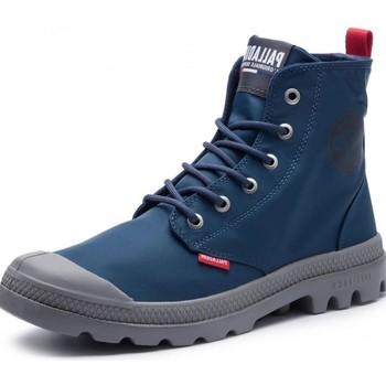 Chaussures Femme Bottines Palladium 75874 bleu