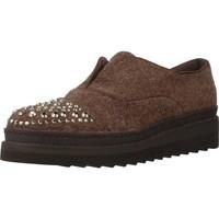 Chaussures Femme Derbies Alma En Pena 429 Marron