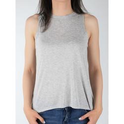 Vêtements Femme Débardeurs / T-shirts sans manche Lee Tank L40MRB37 szary