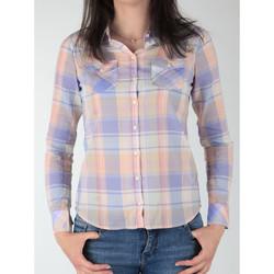 Vêtements Femme Chemises / Chemisiers Wrangler Western Shirt W5045BNSF Wielokolorowy