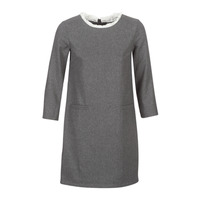 Vêtements Femme Robes courtes Betty London LABAMA Gris