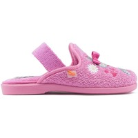 Chaussures Fille Chaussons bébés Vulladi CHAUSSURES GO BY HOME  ÑAK FUXIA