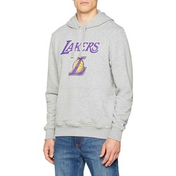 Vêtements Homme Sweats New-Era LAKERS FELPA GRIGIA Gris