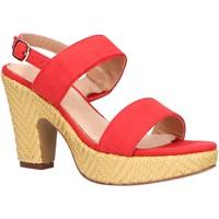 Chaussures Femme Sandales et Nu-pieds Maria Mare 67452 Rojo