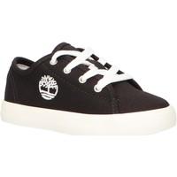 Chaussures Enfant Baskets basses Timberland A2495 NEWPORT Negro