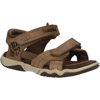 Chaussures Enfant Sandales et Nu-pieds Timberland 2180A OAK Beige