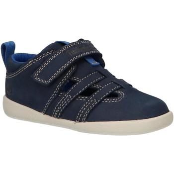 Chaussures Garçon Sandales et Nu-pieds Timberland A218J TREE Azul