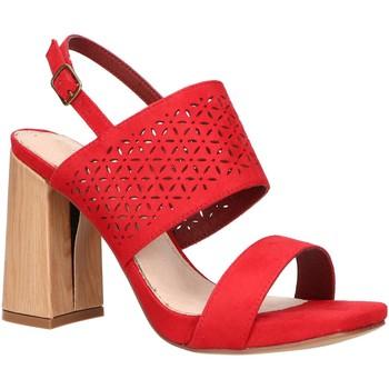 Chaussures Femme Sandales et Nu-pieds Maria Mare 67508 Rojo