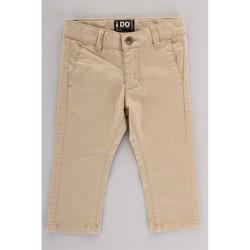 Vêtements Enfant Pantalons cargo Ido 4U230 beige