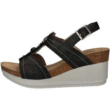 Chaussures Femme Sandales et Nu-pieds Inblu EN 14 NOIR