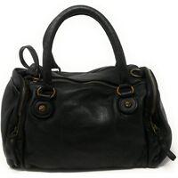 Sacs Femme Sacs porté main Oh My Bag MISS ANN Noir