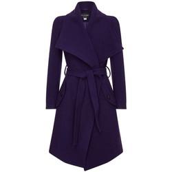 Vêtements Femme Trenchs Anastasia Sienna Blue
