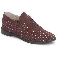 Chaussures Femme Richelieu Meline DERMION BIS Bordeaux
