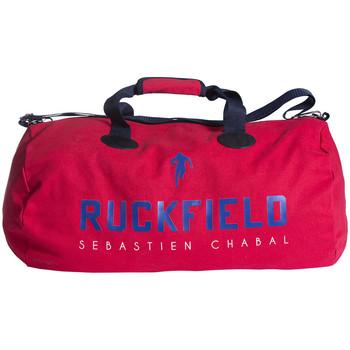 Sacs Homme Sacs de sport Ruckfield Sac de sport rouge Rouge