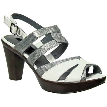 Sandales Fugitive Qinoa blanc