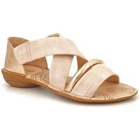 Chaussures Femme Sandales et Nu-pieds Fugitive Akto Multicolore