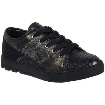 Chaussures Femme Baskets basses Chattawak Laetitia Noir