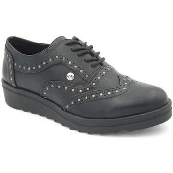 Chaussures Femme Derbies Les P'tites Bombes - Lpb Gabriella Noir