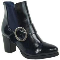 Chaussures Femme Bottines Les P'tites Bombes - Lpb Chantal bleu