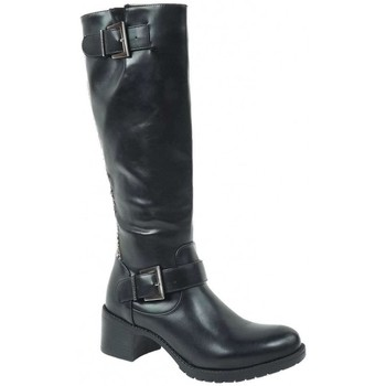 Chaussures Femme Bottes ville Chattawak Penelope Noir