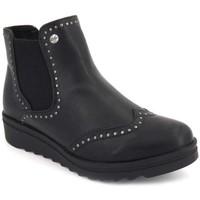 Chaussures Femme Boots Les P'tites Bombes - Lpb Hanae Noir