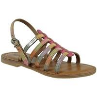 Chaussures Fille Sandales et Nu-pieds Les Tropéziennes par M Belarbi Bikini Rose