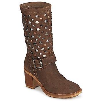 Bottines / Boots Meline DOTRE marron 350x350