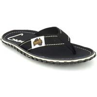 Chaussures Femme Tongs Gumbies Islander Black Noir