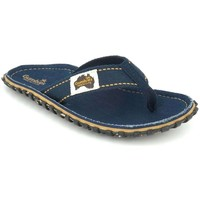 Chaussures Femme Tongs Gumbies Islander Dark Denim Bleu