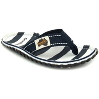 Chaussures Femme Tongs Gumbies Islander Deck Chair Blanc