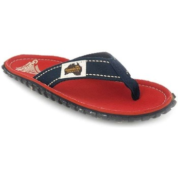 Chaussures Homme Tongs Gumbies Islander Coast Rouge