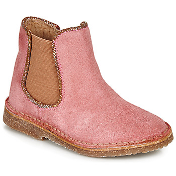 Chaussures Fille Boots André ARIA Rose