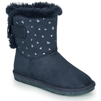 Chaussures Fille Boots André ZAPALA Marine