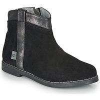 Chaussures Fille Boots André NOLWENN Noir