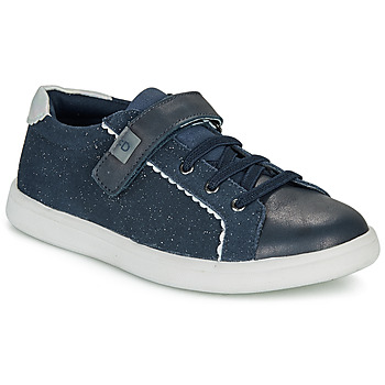 Chaussures Fille Baskets basses André EUGENIA Noir