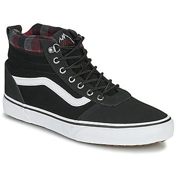 Chaussures Homme Baskets montantes Vans WARD NR MON Noir