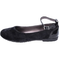 Chaussures Fille Ballerines / babies It's For You ballerines daim synthétique noir