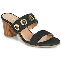 Chaussures Femme Sandales et Nu-pieds Les Tropéziennes par M Belarbi OPENCE Noir