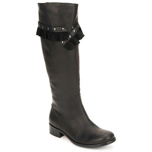 Chaussures Femme Bottes ville Moschino Cheap & CHIC CA2601 Noir