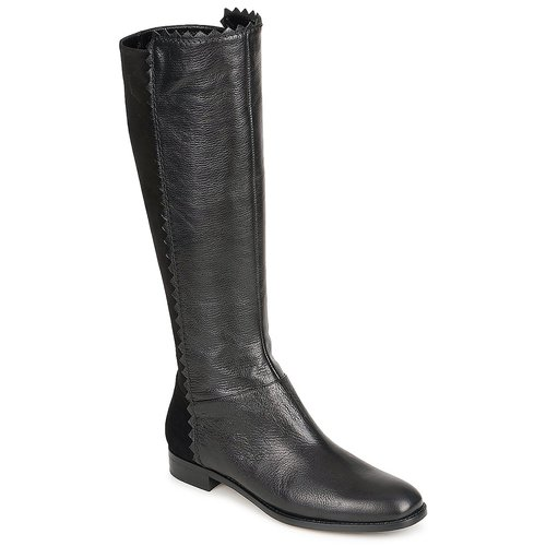 Chaussures Femme Bottes ville Moschino Cheap & CHIC CA2612 Noir