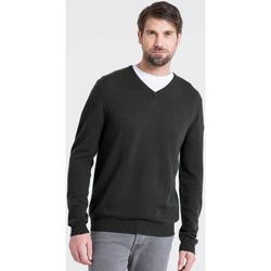 Vêtements Homme Pulls Woolovers Pull à col V Homme gris