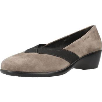 Chaussures Femme Ballerines / babies Stonefly LICIA 4 Brun