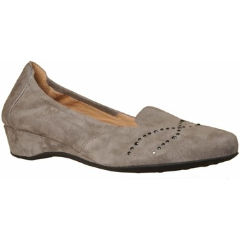 Chaussures Femme Ballerines / babies Stonefly MICHELLE 7 Brun