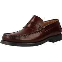 Chaussures Homme Mocassins Privata M2500 Rouge
