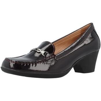 Chaussures Femme Mocassins Stonefly IRIS II 1 NAPLACK Marron