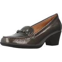Chaussures Femme Mocassins Stonefly IRIS II 1 NAPLACK Gris