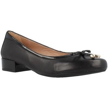 Chaussures Femme Ballerines / babies Stonefly MARYL II 3 Noir