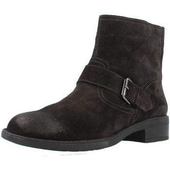 Chaussures Femme Bottines Stonefly EMY II 1 VELOUR Marron